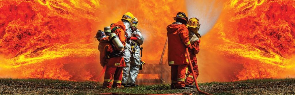 التأمين من الحريق و الاخطار التابعة له
